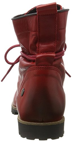 check out 0dd91 be104 Dockers by Gerli Damen 41iy202120700 Desert Boots Rot Rot ...
