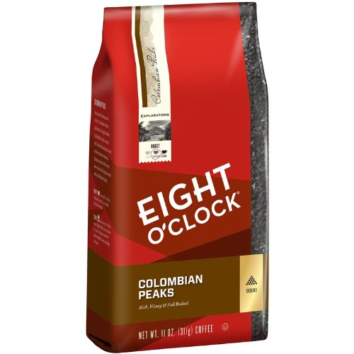 eight-oclock-colombian-peaks-ground-coffee-11-ounce-bags-pack-of-4