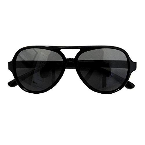 MFS-Aviators-120mm-Lil' Aviators-(Polarized)-Black-1 - Sunglasses $2