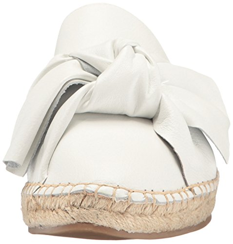 Sam Edelman Women's Lynda Mule, White Bright White Leather