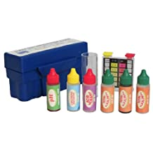 5-Way Pool Spa Hot Tub Chemical Test Kit for Water PS331