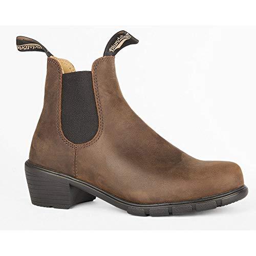 Blundstone 500 Series Original Heel Boot - Women's Antique Brown, US 9.0/UK 6.0