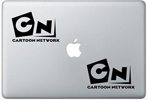 Amazon Com Cartoon Network Logo Henrydecalzd1093 Set Of Two 2x