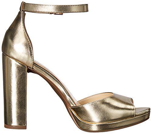 Jessica Simpson Women's Jenee Pump Soft Gold buy cheap recommend Inexpensive online supply cheap online cheap factory outlet new styles sale online oycNGC