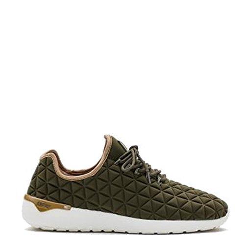 ASFVLT SPEED SOCKS SS009 GREEN Sneakers Women-39