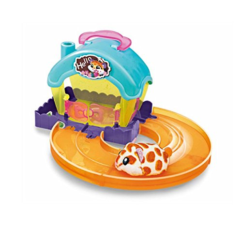 Hamsters in a House Hamster Small Playset (Hamsters In A House Playset Ultimate House)