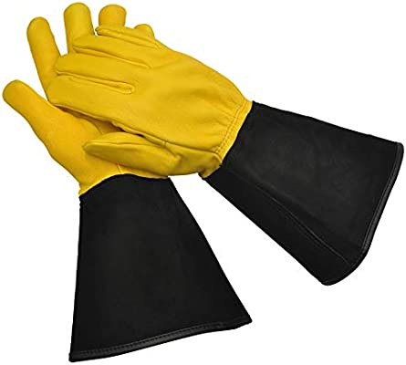 Gold Leaf Tough Touch Gloves Gents