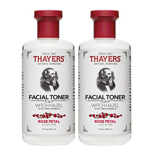 - Thayers Rose Petal Witch Hazel with Aloe Vera - 12 oz.(2 pack)