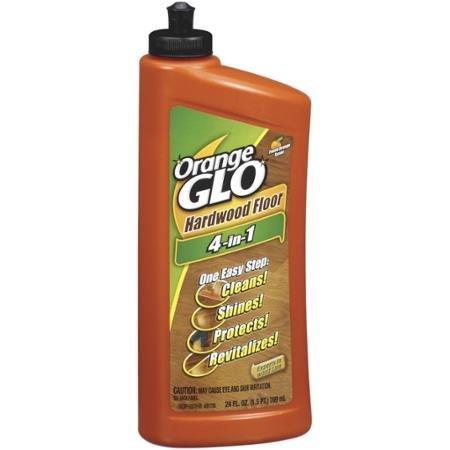 24 fl oz Orange Glo 4-in-1 Hardwood Floor Polish