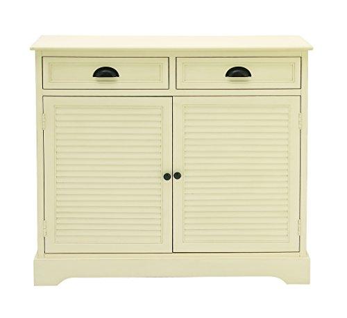 (Deco 79 96373 Wood Cabinet, 40'' x 36