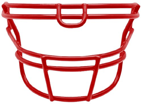 - Schutt Sports Carbon Steel DNA-ROPO-UB Youth Football Faceguard, Scarlet