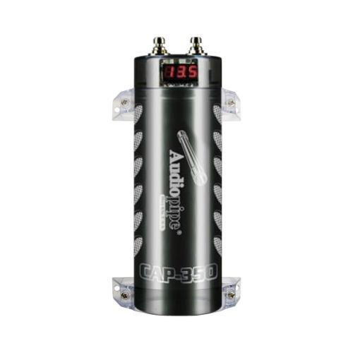 Audiopipe 3.5 Farad Power Capacitor
