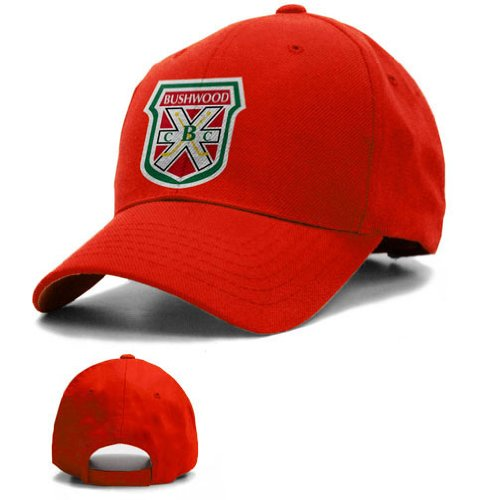 Caddyshack Bushwood Country Club Red Baseball Cap Hat