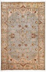 Surya Adana Wool - Surya Surya Adana IT-1013 Area Rug, Multicolor, 100% Semi-Worsted New Zealand Wool, 1.5 ft. Corner Sample
