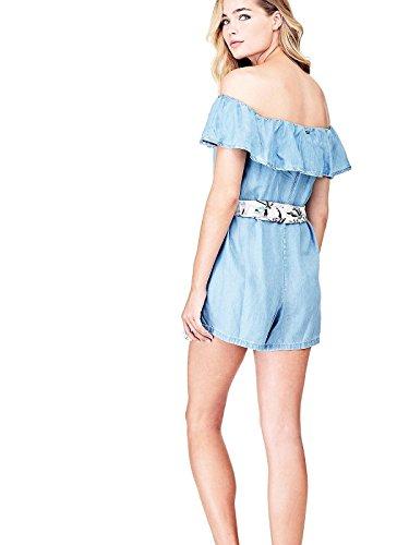Mujer Guess Camisas Denim Para Guess Camisas xBIqW4
