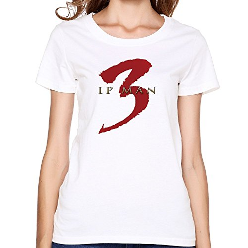 Movie Ip Man 3 Poster Women's T Shirts