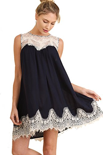 forget me not print dress - 1