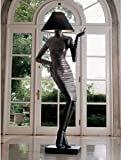 Sassy Sexy Lady High Fashion Couture Floor Lamp