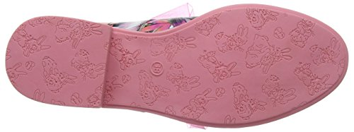 Scelta Irregolare Damen Dreamy Day Derbys Pink (rosa)