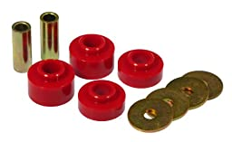 Prothane 6-1609 Red Front IRS Differential Bushing Kit