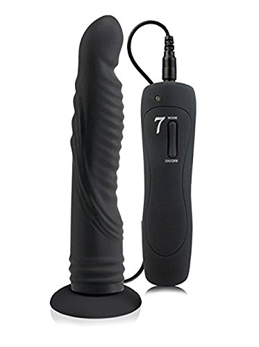 Little Sunny Multi-speed Barbed Super Dildo Vibrator Soft Simulation Body Massager