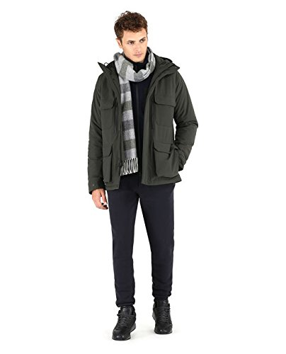 Fall Wocps2579 winter Jacket 6377 Stretch green Mountain Rosin Woolrich St02 fw8q7a7B