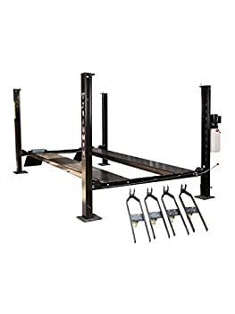 best 4 post car lift for home garage