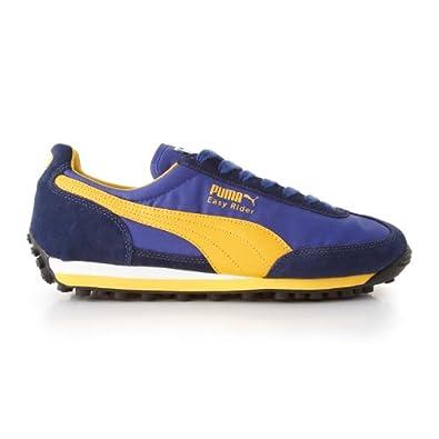 quality design b5147 b9910 Puma Easy Rider, Blue Yellow Uk Size  12