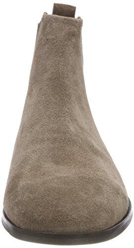 Republiq taupe Cast Royal Chelsea Homme 10 Gris Suede Boots Classic d8qHwqxTA