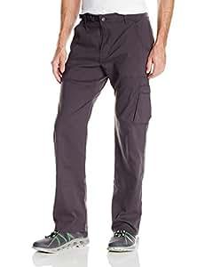prAna Men's Stretch Zion Pant 32-Inch Inseam, Charcoal, X-Large