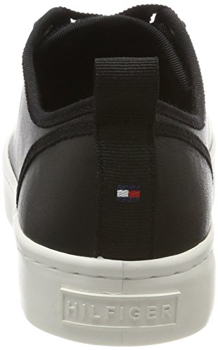 Tommy Femme J1285upiter Sneakers 3a1 Hilfiger Basses ZzrqfZx