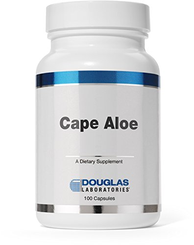 UPC 310539015612, Douglas Laboratories® - Cape Aloe - Cape Aloe Latex Supports Bowel Regularity* - 100 Capsules