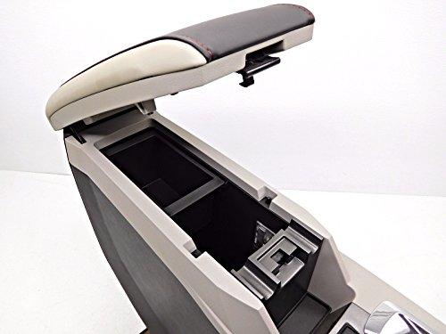 New OEM GMC Terrain 2.4L Floor Console Cream/Mocha W/ Shift Knob 23157384 by GMC (Image #4)