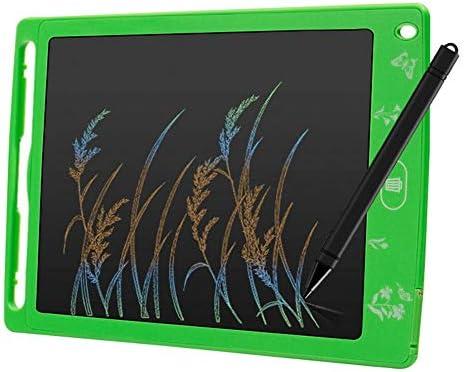 LKJASDHL 8.5インチLCD手書きボード子供用手描きボードLcdライト電子黒板インテリジェントカラーライティングボードデジタルボードライティングボード (色 : オレンジ)