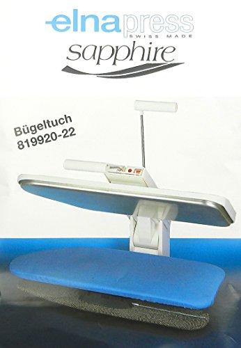 Elna Press Bügelpresse Bezug sapphire Bügeltuch 819920-22
