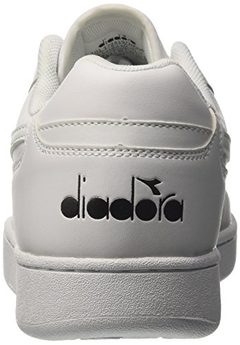 Playground Homme Sneakers Blanc Cassé Basses bianco Diadora wFB4qRB