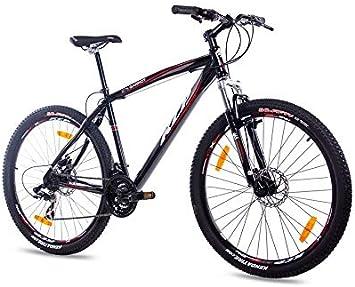Bicicleta de montaña unisex KCP GARRIOT, 27,5 pulgadas, cambio ...