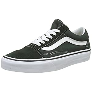 Vans Unisex Old Skool Scarab True White Sneaker - 9.5