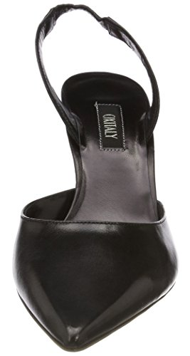 Oxitaly Stefy 414, Mary Jane Donna Nero (Black Black)