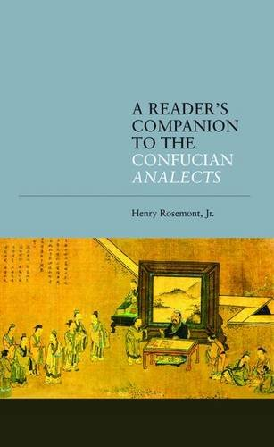 Download A Reader's Companion to the Confucian Analects pdf