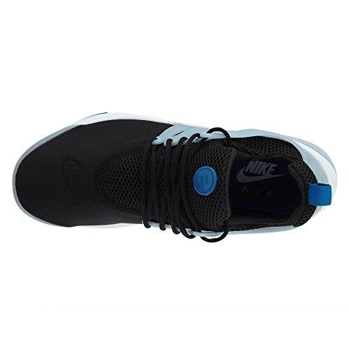 Nike Mens Luft Presto Väsentlig Svart / Blåttjay-ljus Arsenal Blå