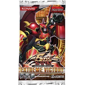 YuGiOh 5Ds Extreme Victory Lot of 24 Booster Packs by Yu-Gi-Oh!