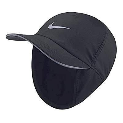 NIKE Mens Aerobill H86 Earflap Running Hat