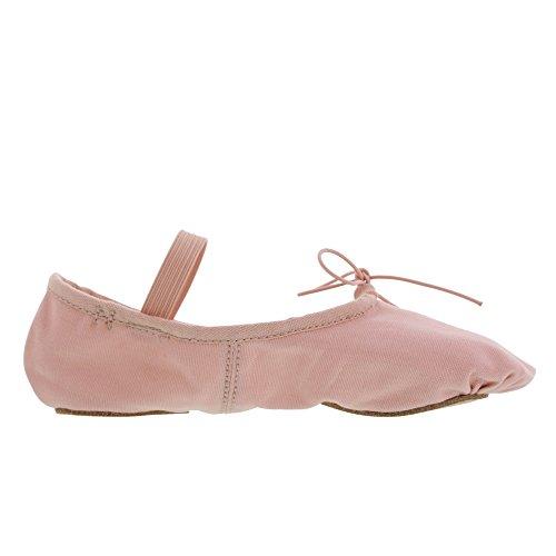 Abt American Ballet Theatre Spotlights Chaussures de danse Chaussures ROSE avec semelles en cuir