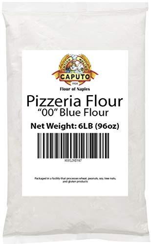 Antimo Caputo 00 Pizzeria Flour (Molino Caputo) 6 lbs ()