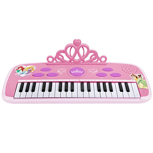 Disney Princess Royal Keyboard by First Act- DP145 (Princess Disney Keyboard)
