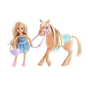 Barbie Club Chelsea Dolls & Horse - 4147 2BKOjClL - Barbie Club Chelsea Doll & Horse