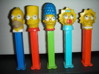 Simpsons Candy - 3