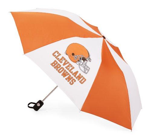 Cleveland Browns Auto Folding Umbrella