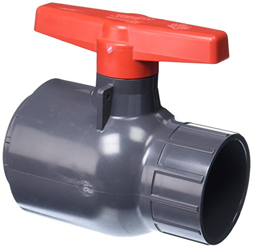 Spears 2122-030 PVC Schedule 80 Compact Ball Valves